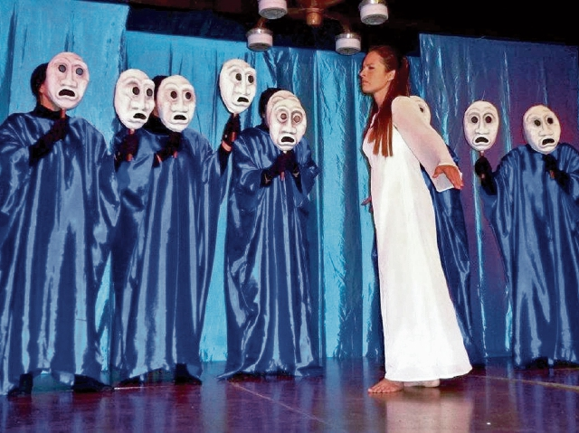 El colectivo Mujeres de Xela ha presentado montajes de varios géneros. Las obras de teatro clásico han sido las más aplaudidas durante estos 20 años.