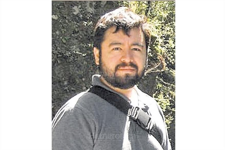 El guatemalteco Juan Alejandro Oliva, veterinario que estudiaba un doctorado en la Universidad de Tokio habla desde Japón. 12/03/2011. (Foto: Hemeroteca PL)