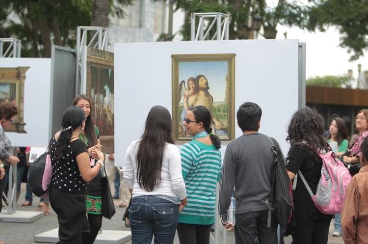 Obras del museo del prado se exhiben en fotograf as en el for Calle prado 9 madrid