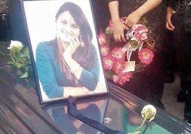 El asesinato de Vilma Gabriela Barrios conmocionó a la sociedad de Quetzaltenango. (Foto Prensa Libre: Hemeroteca PL)