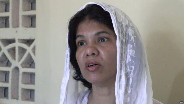 La a activista Shreen Saroor pide a la comunidad musulmana que proteja a las niñas.