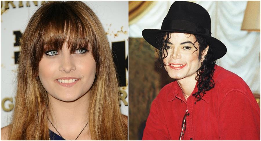 Paris Jackson tiene 18 años y es hija de Michael Jackson. (Foto Prensa Libre: Tomada de internet).