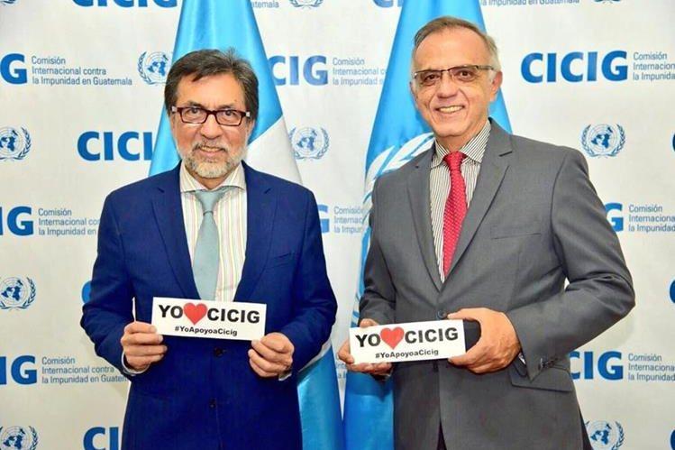 Jimmy Morales designa a la nueva fiscal general de Guatemala