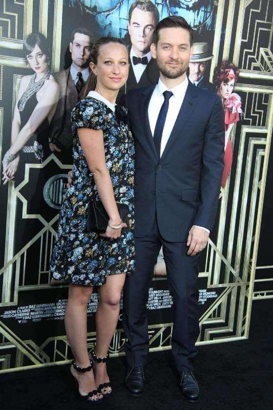 Trece años duró la relación entre Jennifer Meyer y Tobey Maguire, de ellos nueve fueron de matrimonio. (Foto Prensa Libre: AP)
