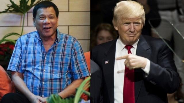 Duterte, que insultó a Obama, felicita a Trump por su victoria