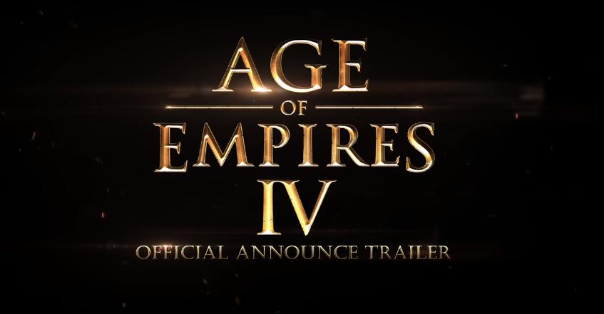 ¡Es oficial! Microsoft confirma el desarrollo de Age of Empires IV