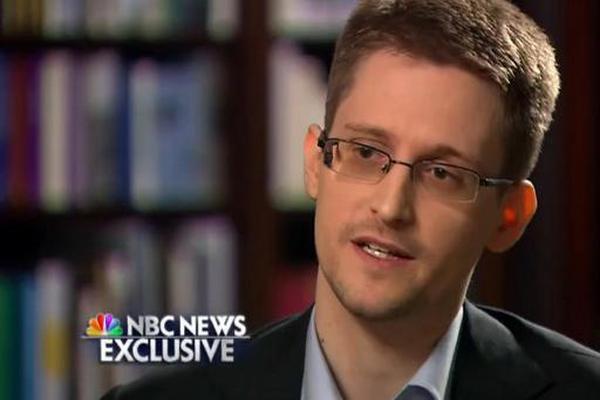 <p>Edward Snowden, excontratista de la NSA. (Foto Prensa Libre: AFP).<br></p>