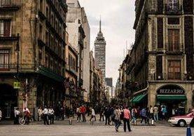 La Ciudad de México, donde viven más de 20 millones de personas sumando su zona metropolitana.