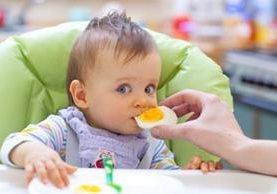Las alergias comienzan con los alimentos que la madre ingiere durante el embarazo.