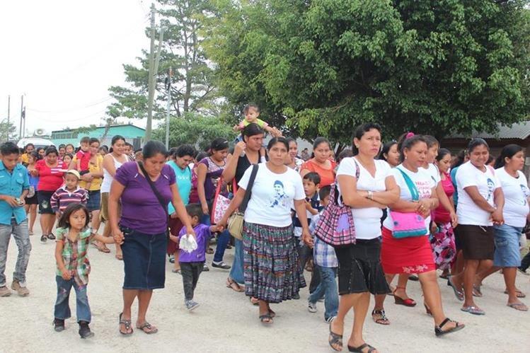Las mujeres representan un número importante de la población del país. (Foto Prensa Libre: Hemeroteca PL)