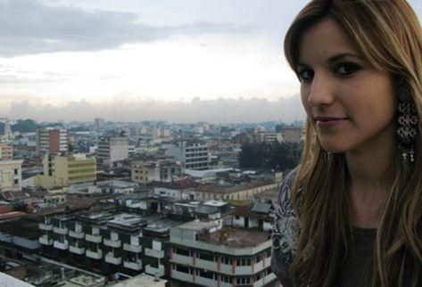 Flaminia presenta su primer disco como solista.