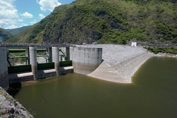 La Hidroeléctrica Chixoy es la más grande del país y se ubica en Alta Verapaz, departamento en el cual hay decenas de proyectos más. (Foto: Hemeroteca PL).