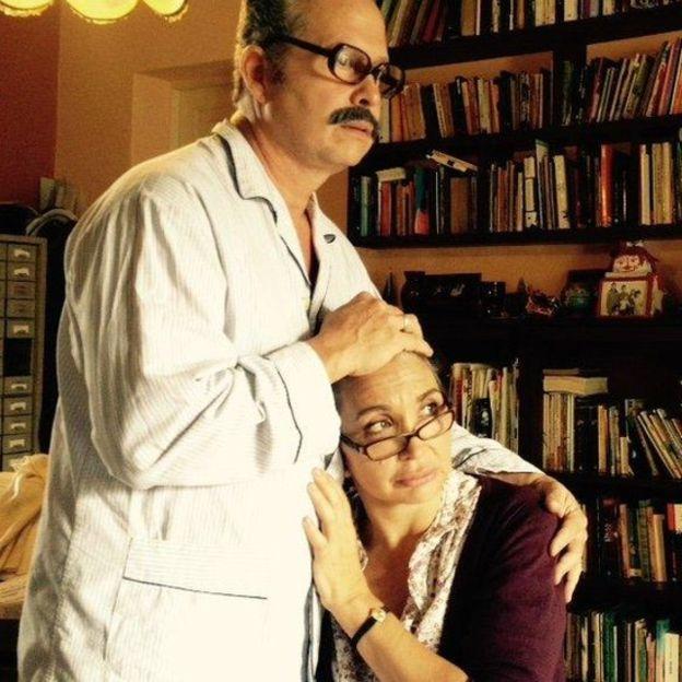 La obra de teatro El Diccionario, de Manuel Calzada Pérez se inspiró en la vida y obra de María Moliner. MANUEL CALZADA PÉREZ