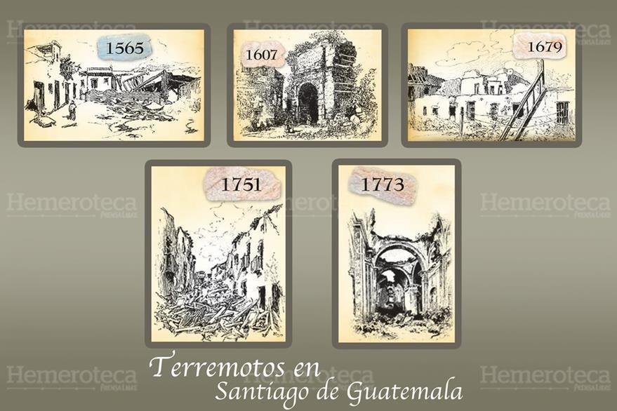 Santiago de los Caballeros fue víctima de varios terremotos. (Foto: Hemeroteca PL)