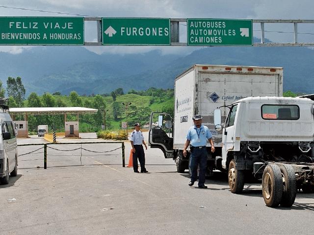 Honduras y Guatemala lanzan primera unión aduanera en Centroamérica