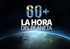 En la iniciativa la Hora del Planeta participan ciudadanos, gobiernos e instituciones.
