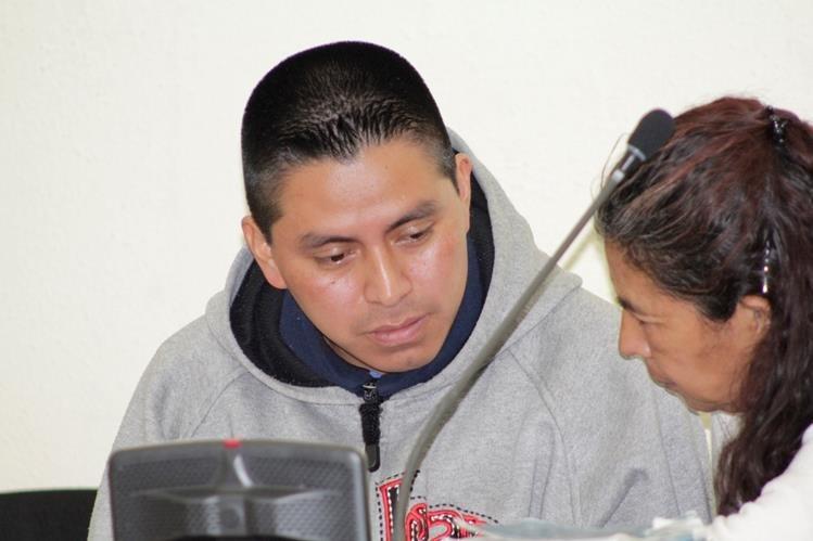 Gustavo Gómez Pérez enfrenta proceso por incumplimiento de deberes. (Foto Prensa Libre: María José Longo).