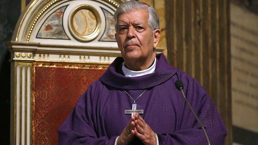 El cardenal venezolano, Jorge Urosa. Foto Prensa Libre: Versión Final.