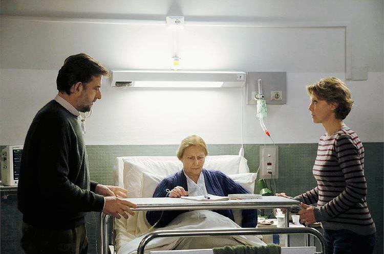 La película italiana muestra un drama social.