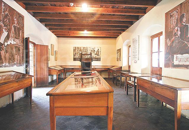 Museo del Libro Antiguo, Antigua Guatemala. (Foto: Hemeroteca PL)