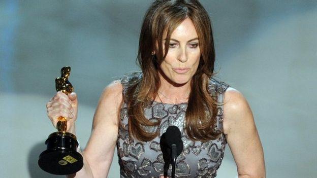 """La única directora que consiguió el galardón fue Bigelow por """"Zona de miedo"""" o """"Vivir al límite"""". (GETTY IMAGES)"""