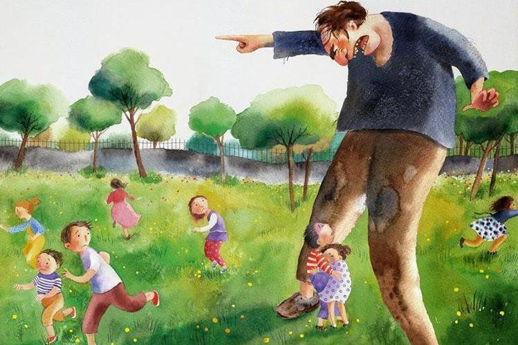 El gigante egoísta, cuento de Oscar Wilde. (Foto Prensa Libre: Hemeroteca PL)