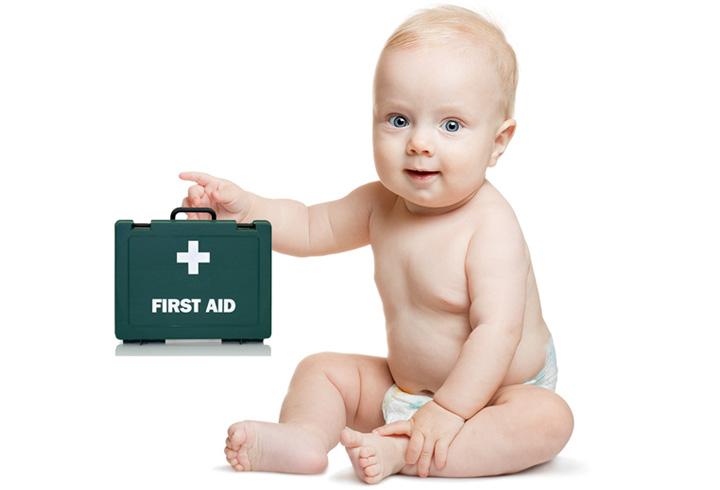 Los bebés pueden tener cualquier accidente en el hogar, por lo que no hay que perderlos de vista ni por un instante.