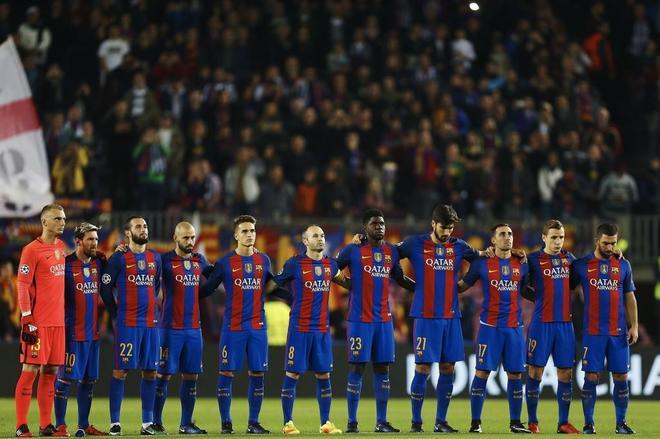 EL FC Barcelona ha invitado de manera formal al Chapecoense de Brasil para disputar el trofeo Joan Gamper. (Foto Prensa Libre: Hemeroteca)