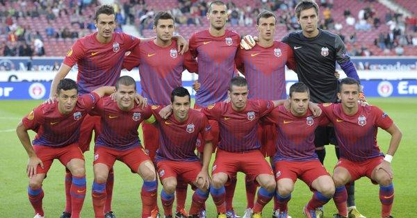 El Steaua Bucarest, de Rumania, se llamará ahora FCSB. (Foto Prensa Libre).