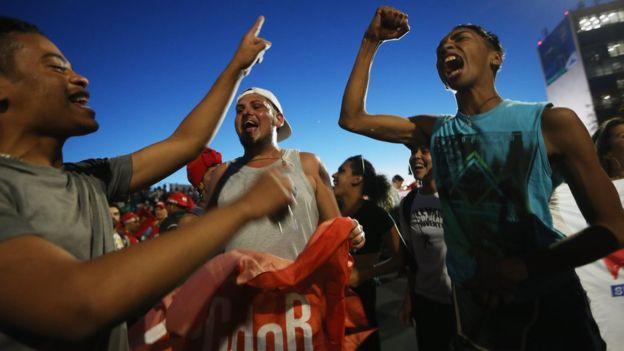 Las protestas a favor y en contra de Rousseff se han producido durante meses. (GETTY IMAGES).