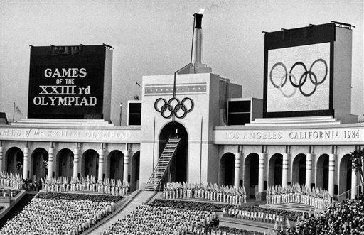 Con la candidatura de Los Ángeles, EEUU busca ser la sede nuevamente de unas justas olímpicas. (Foto Prensa Libre: Hemeroteca PL)