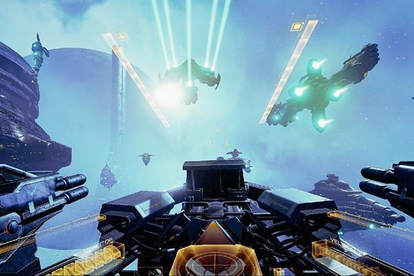 EVE Valkyrie es uno de los títulos más esperados para el Oculus Rift (Foto: Hemeroteca PL).