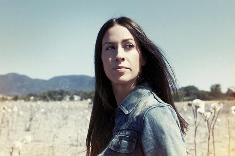 Alanis Morissette, de 42 años, fue famosa en la escena del rock alternativo de la década de 1990. (Foto: Hemeroteca PL).