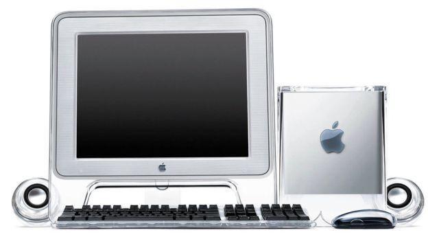 Power Mac G4 Cube apenas tuvo un año de vida. (GETTY IMAGES)