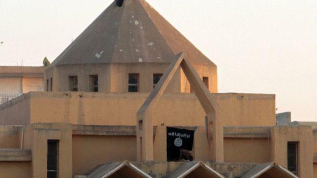 En Siria, Estado Islámico todavía tiene control sobre ciudades como Raqa, ubicada en el norte del país. GETTY IMAGES