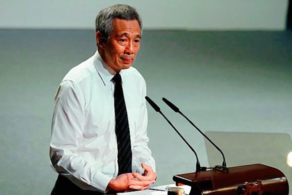El primer ministro de Singapur, Lee Hsien Loong, ocupa el primer lugar en la lista de funcionarios con el mejor sueldo en el mundo. (Foto Prensa Libre AFP).