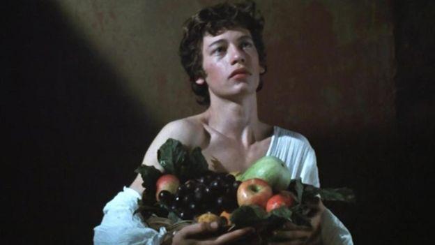 """El film """"Caravaggio"""" ha sido influencia en algunos artistas, como el fotógrafo David LaChapelle. CINEVISTA"""