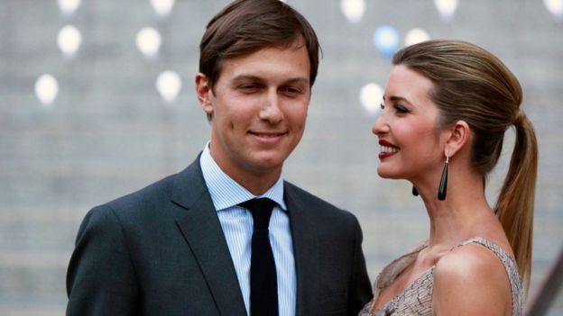 Kushner está casado con Ivanka Trump desde el 2009.(REUTERS).