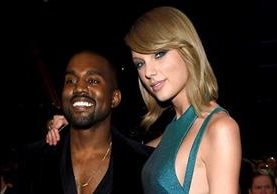 La polémica entre Kanye West y Taylor Swift comenzó en el 2009. (Foto Prensa Libre: bet.com)