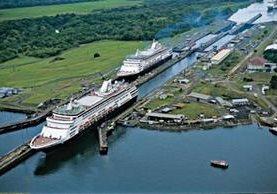El aumento del Canal de Panamá podría también incrementar la piratería. (Foto Prensa Libre: Hemeroteca PL)