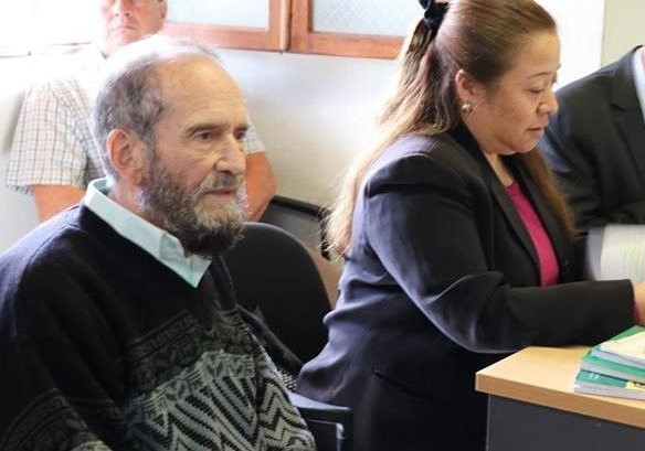 Ricardo José Felipe Sáenz Cóbar fue denunciado por un pariente. (Foto Prensa Libre: Julio Sicán).