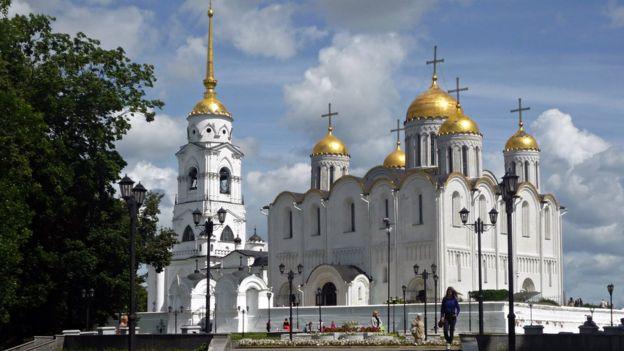 Spiridonov es activista de los derechos de las personas con discapacidades y miembro de la Cámara de Diputados en su ciudad natal, Vladimir, ubicada 200 kilómetros al este de Moscú. HD ELEN / WIKIMEDIA