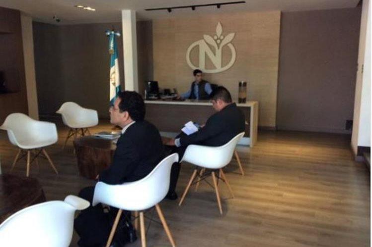 La empresa se dedica a la exportación de café. (Foto Prensa Libre: @SATGT)