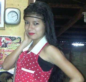 Wendy Gabriela Gonzáles cumpliría 15 años este lunes.(Foto Prensa Libre: Cristian Soto)