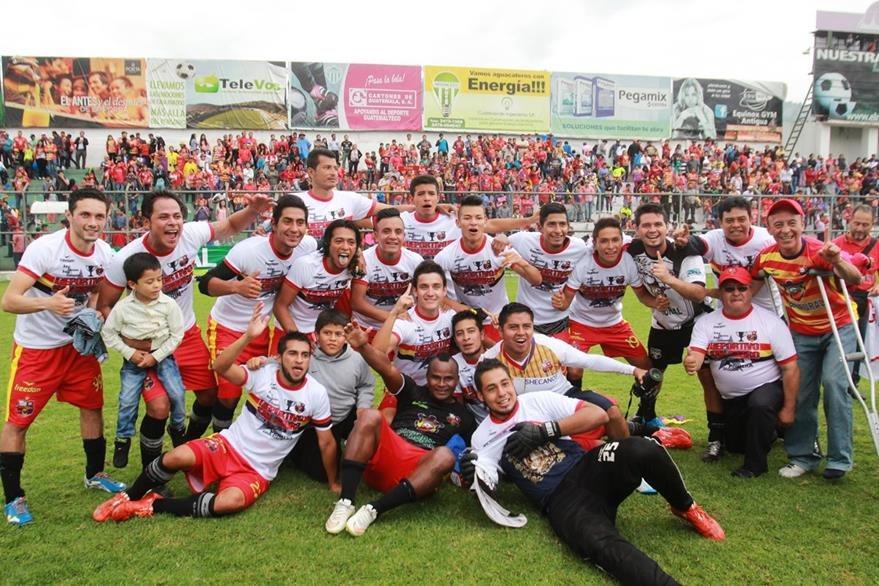 San Pedro es otro de los equipos que regresa a la Primera División. (Hemeroteca)
