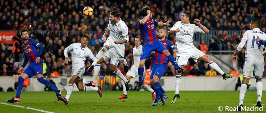 Real Madrid y Barcelona se enfrentarán en suelo norteamericano. (Foto Prensa Libre: Real Madrid)