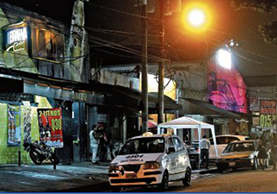 Negocios cerca de la Usac (Foto Prensa Libre: Álvaro Interiano)