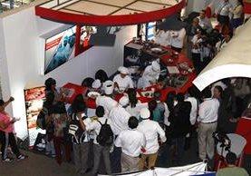 La Feria Alimentaria espera la asistencia de miles de visitantes.