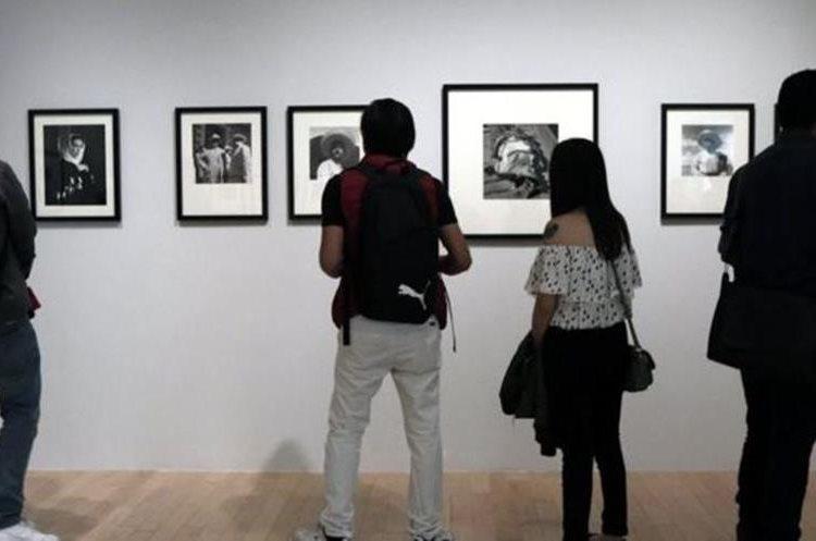 """El Museo Amparo, en la ciudad de Puebla, realiza la exhibición """"El fotógrafo Juan Rulfo"""". (EPA)"""