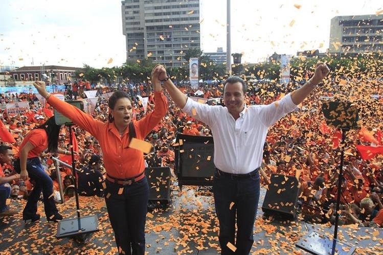 Sinibaldi fue nominado candidato presidencial de PP en septiembre de 2014, pero meses después renunció al partido.